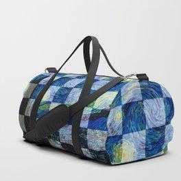 Starlight Night Duffle Bag
