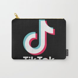 Tik Tok Carry-All Pouch