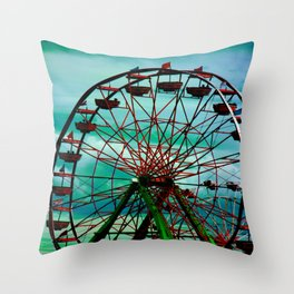 Last Second Throw Pillow