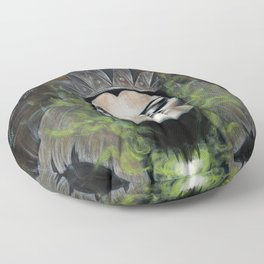 My Queen Floor Pillow