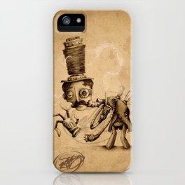 #14 iPhone Case
