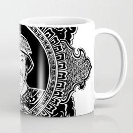 Qing dynasty inspired mandala Coffee Mug