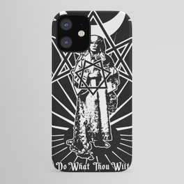 Aleister Crowley - Do What Thou Wilt iPhone Case