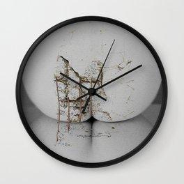 """symmetry"" Wall Clock"