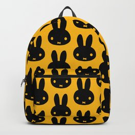 bunnies everywhere ultra pattern Backpack