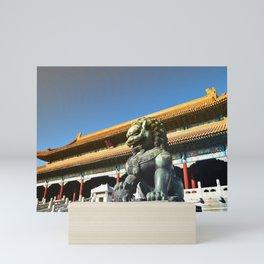 Tiān'ānmén Wǔ Mini Art Print