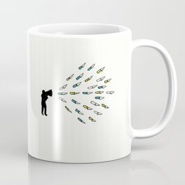 Sharp Words Coffee Mug
