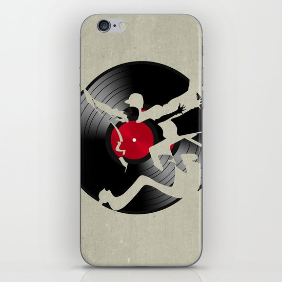 music  iPhone & iPod Skin