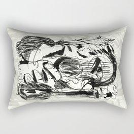 Vases Rectangular Pillow