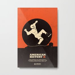american history x. Metal Print