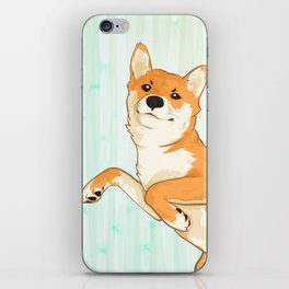 I am not a fox! iPhone Skin