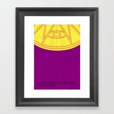 Ozymandias Framed Art Print
