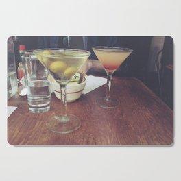 Martini Date Cutting Board