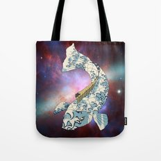 Koi japanese fish number two Tote Bag