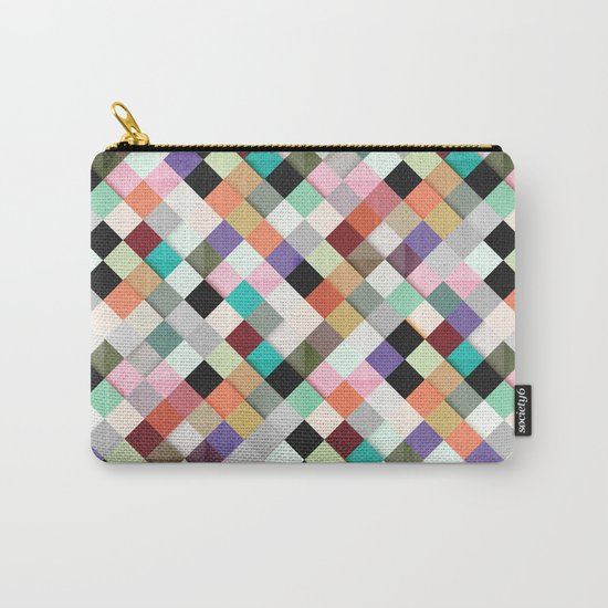 Pass this Pastels Carry-All Pouch