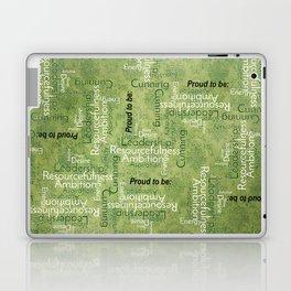 "Proud to be ""S"" Laptop & iPad Skin"