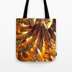 Gooey Chocolate Caramel Nougat #1 Tote Bag