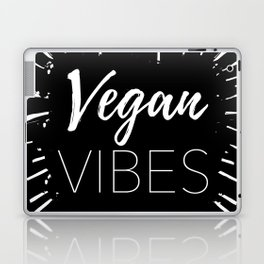Vegan Vibes Laptop & iPad Skin