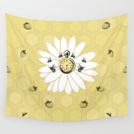 Timing Wall Tapestry