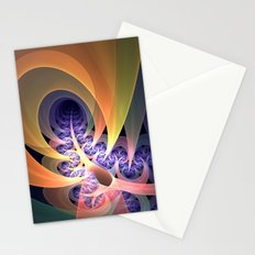 Highway to the sun Stationery Cards