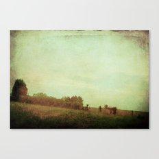 Rural visions Canvas Print