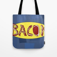 Bacon Tote Bag