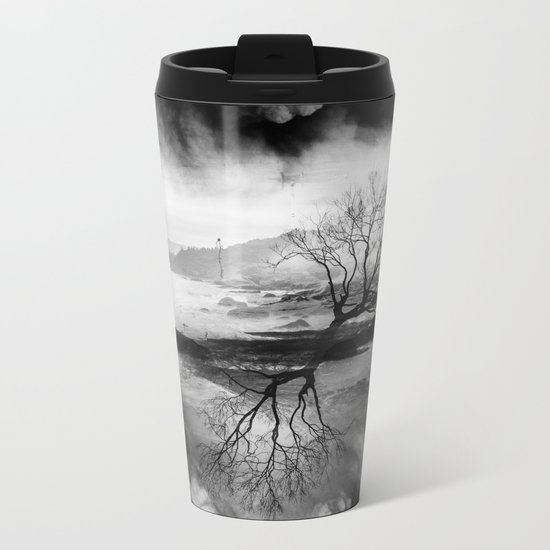 The Fisherman's son who wanted to be a mountaineer! Metal Travel Mug