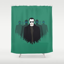 The Bitter End - Variant Shower Curtain