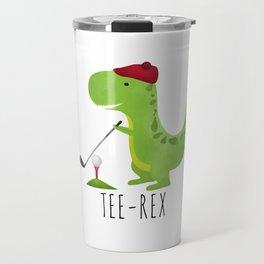Tee-Rex Travel Mug