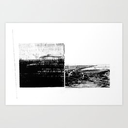 DUPLICITY / 02 Art Print