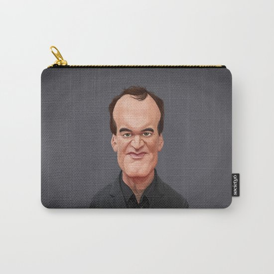 Celebrity Sunday ~ Quentin Tarantino Carry-All Pouch