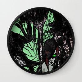 Demon Fairy Wall Clock