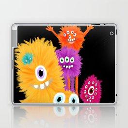 Hooray! Little Monsters Laptop & iPad Skin