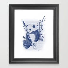 Self Preservation Framed Art Print