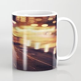 Blurred Lights Coffee Mug