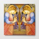 "Edward Burne-Jones ""An Angel Playing a Flageolet"" (1) by alexandra_arts"