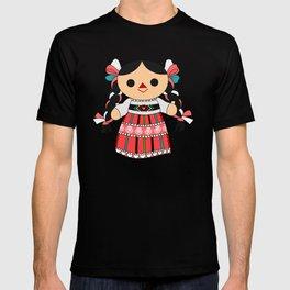 Maria 4 (Mexican Doll) T-shirt