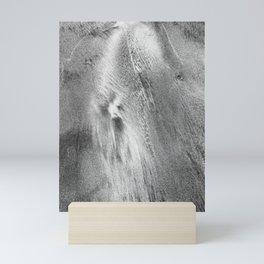 Fine sand details 1 Mini Art Print