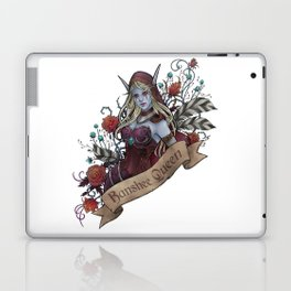 Queen of the Forsaken Laptop & iPad Skin
