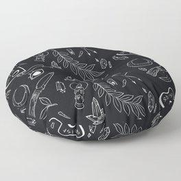 Occult Zoo Ver 5 Floor Pillow
