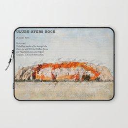 Uluru, Ayers Rock Laptop Sleeve