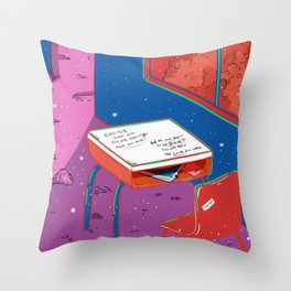 you're stronger than you think Throw Pillow
