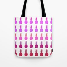 Pineapples purple haze Tote Bag