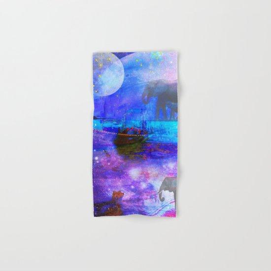 paradise Hand & Bath Towel