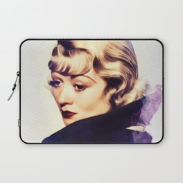 Constance Bennett, Movie Legend Laptop Sleeve