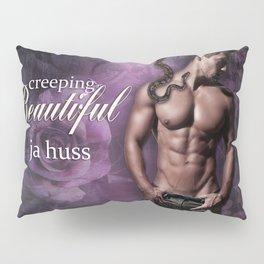 Creeping Beautiful Pillow Sham