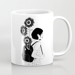 The Sunny Road Coffee Mug