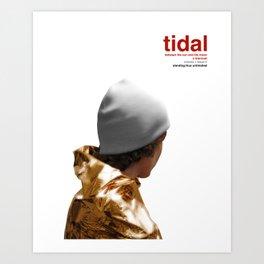 Tidal - Volume 1 Issue 2 Cover Art Print