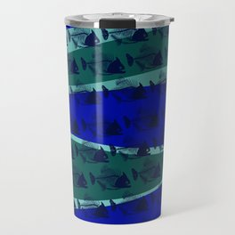 Sea Fish Travel Mug
