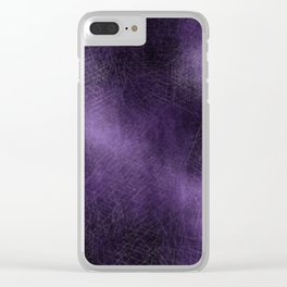 Behind My Eyes Clear iPhone Case